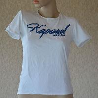 KAPORAL - Très joli tee-shirt blanc -Taille 12 ans - EXCELLENT ÉTAT