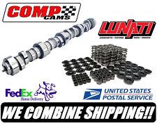 COMP Cams XFI RPM GM LS LS1 LS2 LS6 Cam & Lunati Dual Spring Kit 212/218 522/529