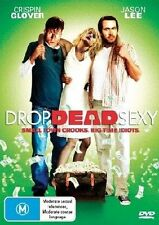 Drop Dead Sexy DVD =CRISPIN GLOVER =REGION 4 AUSTRALIAN= BRAND NEW AND SEALED