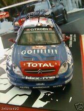 CITROEN XSARA WRC #1 RALLYE MONTE CARLO 2006 SEBASTIEN LOEB 1/43 D ELENA