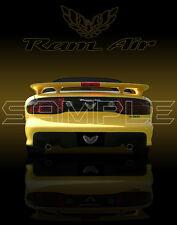 2000 Pontiac Trans Am Print