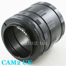 AF Confirm Macro Extension Tube for Sony Alpha A mount A99 A77 A58 A37 A580 A350