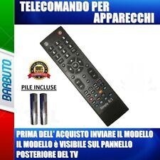 TELECOMANDO TV QBELL UNIVERSALE - INVIARE MODELLO TV, DECODER, DVD