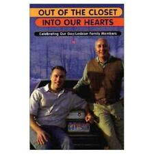 Out of the Closet into Our Hearts: Celebrating Our Gay/ - Paperback NEW Nancy La