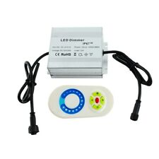 Waterproof DC12V 12A Outdoor LED Lights Wireless Touch Remote Dimmer Controller