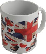 Union Jack Tazza in Ceramica Regalo