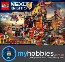 Lego 70323 Nexo Knights Jestro's Volcano Lair