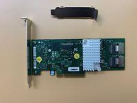 LSI 6Gbps SAS HBA Fujitsu D2607-A21 FW:P20 9211-8i IT Mode ZFS FreeNAS unRAID