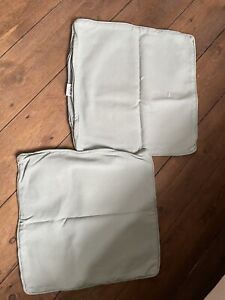 2 x Oka Cushion Covers 18'' Square