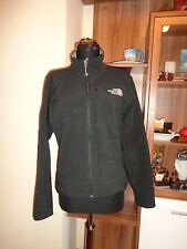 THE NORTH FACE BLACK WOMENS SOFTSHELL APEX BIONIC JACKET STYLE ANC4-S,8-UK