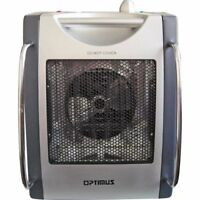 Optimus H-3015 Convection Heater - Electric - 1.50 kW - Portable (h3015)