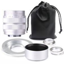 Fujian 35mm F1.7 CCTV TV cine  lens for Olympus / Panasonic Micro 4/3 cameras S