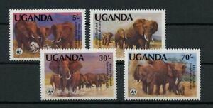1983, Uganda, 361-64 C, ** - 1795376