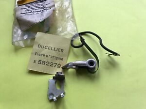 RENAULT  9/11  IGNITION CONTACT POINTS  DUCELLIER 7701027380