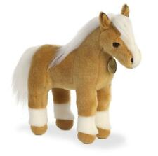 "L@@K Aurora Palomino Horse 11"" Long 26275 Stuffed Animal Soft Baby Toy NEW !!"