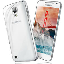 Funda de Silicona para Samsung Galaxy S4 Mini Protectora Transparente Thin Back