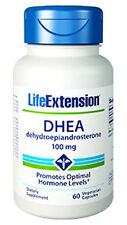 DHEA (100 mg) - Life Extension - 60 Veggie Capsules