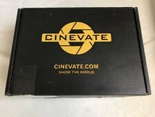 Cinevate CINBAT01 10Ah NiMH  Battery with 15mm rails block + Charger (Black)