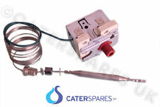 Fish & Chip Freidora sobre límite de Alta Gama Seguridad termostato de calor restablecer Cortar