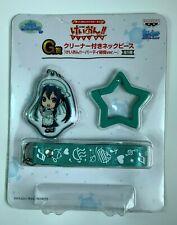 K-ON!! Azusa Nakano Keychain Strap Lanyard Ichiban Kuji G Prize Anime Japan NEW