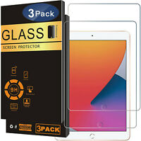3-PACK Tempered GLASS Screen Protector For Apple iPad Mini 1 2 3 4 5