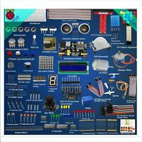 Repair Part Ultimate Learning Basic Kit for Raspberry B+Black Remote E5