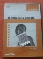 DVD IL LIBRO DELLA GIUNGLA GRIFFE 1942 ZOLTAN KORDA NUOVO