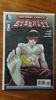 Eternity 1 National Comics 2012 DC High Grade Comic Book RM13-69