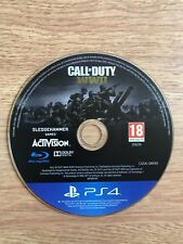 Call of Duty: WWII (World War 2) for PS4 *Disc Only*