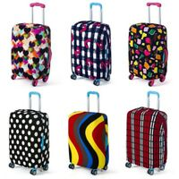 S-XL Travel Luggage Suitcase Elastic Cover Spandex Cover Protector Dustproof