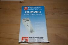 Cable Length Meter avo MEGGER CLM200 / wiring tester