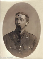 WW1 John Longbourne Royal Field Artillery MC Military Cross winner Loseley Park