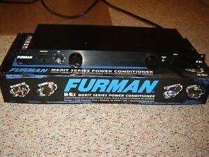Furman M-8Lx 15 AMP Rackmount Power Conditioner