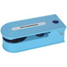 Sylvania(R) Stt008Usb Blue Sylvania Pc Encoding Usb Turntables (Blue)