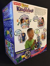 Fisher Price Kasey The Kinderbot Interactive Learning Robot 2001 New