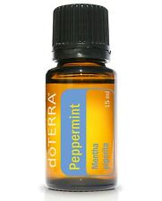 doTERRA PEPPERMINT ESSENTIAL OIL 15ml - NEW AND SEALED ~CPTG Free Shipping