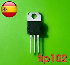 TIP102 transistor silicona npn to-220 semiconductor envío rápido desde España