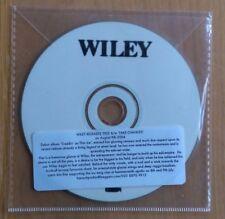 Wiley: Pies/Take Chances - XL Recordings - PROMO CD