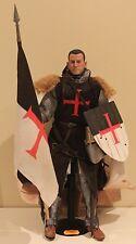 "ACI Knight Templer Crusader B a action figure kaustic roman 1/6 12"" Dragon"