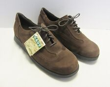Naot Brown Suede Lace Up Oxfords 42, 11 Womens 9 Mens New wo Box