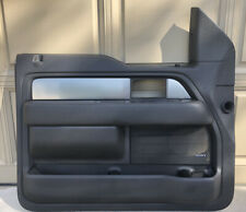 Ford F-150 SVT Raptor Front Driver Door Panel Trim Fits: 2010-2014 Used
