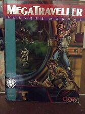 MegaTraveller Players Manual #211 Game Designers Workshop Gdw 1987