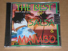 THE BEST OF SALSA & MAMBO - CD SIGILLATO (SEALED)