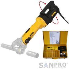 REMS Power Press SE + Stahlblechkasten - Presszange E Radialpresse Pressmaschine