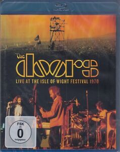 The Doors / Live at the Isle of Wight 1970 (Blu-ray, NEW, Original verschweißt)