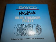 BRAND NEW DAYCO IDLER/TENSIONER PULLEY 89012 (BARB10081 DS350)