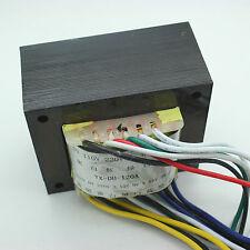 1PC 120W 6P1 6P14 6P6P 6P3P EL34 KT66 KT88 Single End Tube Amp Power Transformer