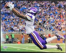 Stefon Diggs Signed 8x10 Autographed Vikings Minneapolis Miracle COA/Sign Photo
