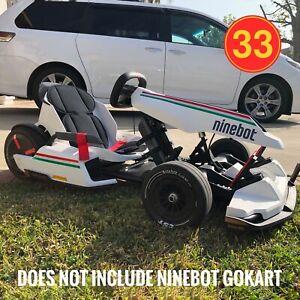 "Fits Ninebot Gokart Appearance Kit Combo ""A"""