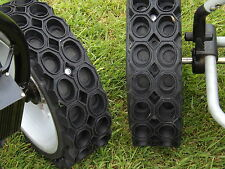 GLIDERS...SUMMER wheels for your Powakaddy, Motocaddy & any trolley wheels.
